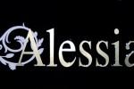 Portfolio-Tablica Alessia z literami aluminiowymi